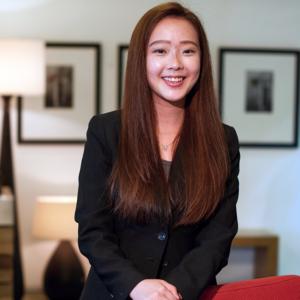 <b>Ashley Ng</b> Senior Performance<br> Strategist
