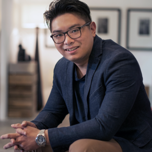 <b>Jason Ang</b> Chief Growth Officer &<br> Co-founder