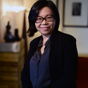 <b>Susan Simon-Goh</b> Chief Marketing<br> Officer